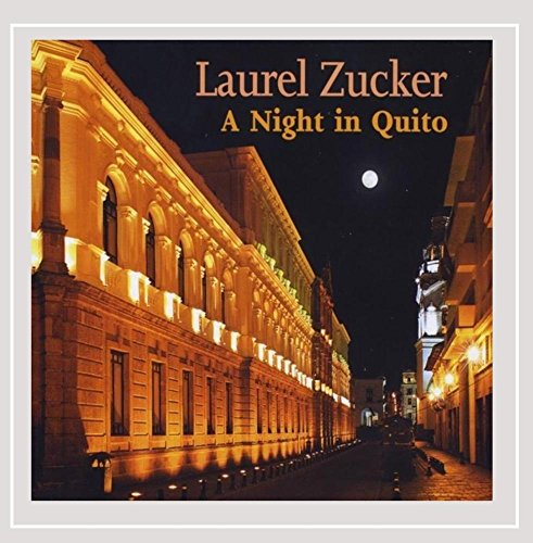 Night in Quito:Music for Flute de Mis