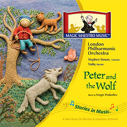 Peter & the Wolf de Mis