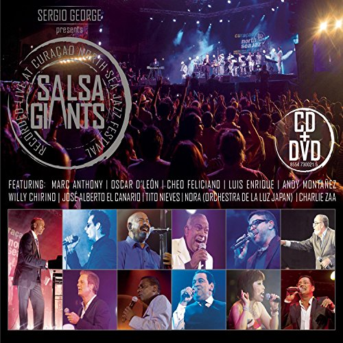 Salso Giants [+Bonus Dvd] de Mis