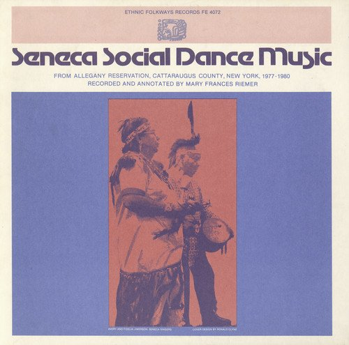 Seneca Social Dance / Various de Folkways Records