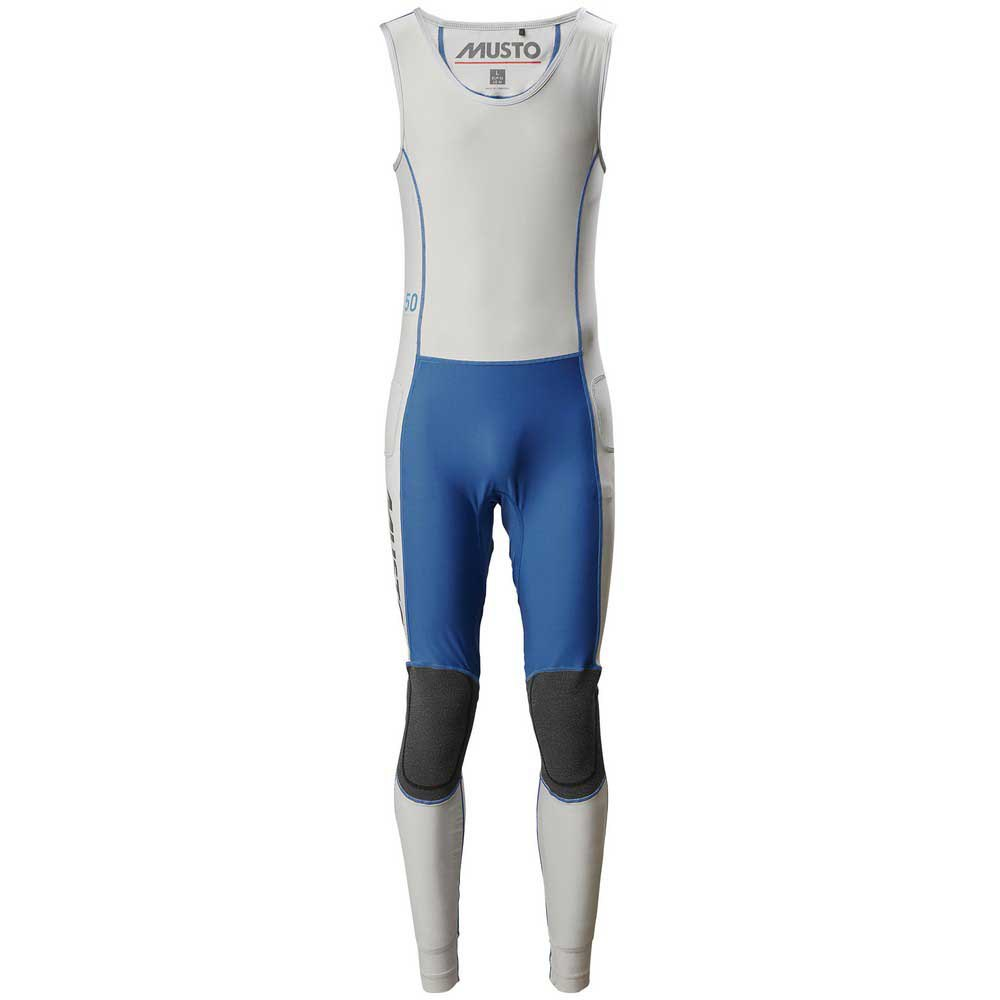 Musto Sunblock Dynamic Long John XL Light Grey / Sky Diver de Musto