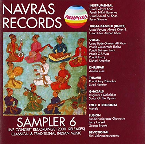 Various Artists de Navras Records