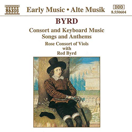 Consort and Keyboard Music de Naxos