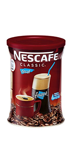 Nescafe Classic Instant Greek Coffee Decaf, 7-Ounce Cans (Pack of 2) de Nescafé