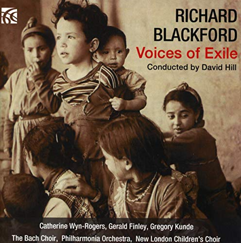 Blackford : Voices of Exile. Wyn-Rogers, Finley, Kunde, Hill. de Nimbus