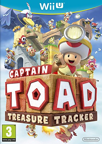 Captain Toad: Treasure Tracker [Importación Francesa] de Nintendo