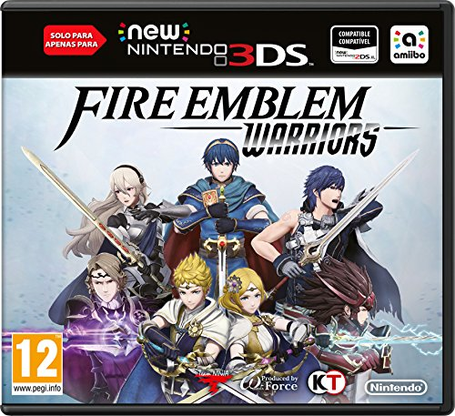 New Nintendo 3DS Fire Emblem Warriors - Edición Estándar de Nintendo