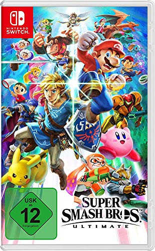 Nintendo Switch Super Smash Bros. Ultimate de Nintendo