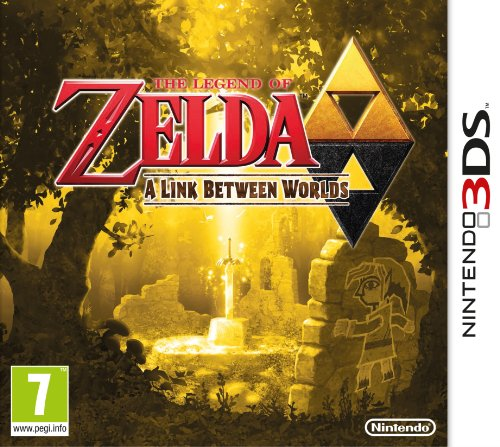 The Legend Of Zelda: A Link Between Worlds [Importación Francesa] de Nintendo