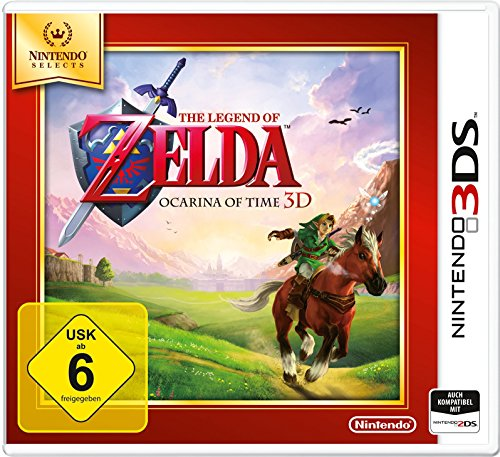 The Legend of Zelda: Ocarina of Time 3D - Nintendo Selects [Importación Alemana] de Nintendo