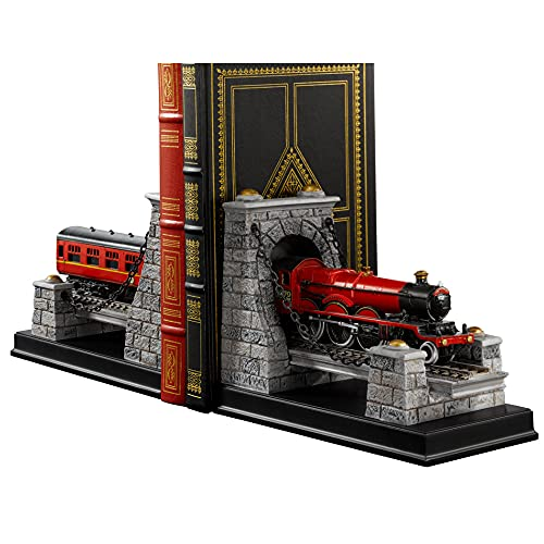Noble Collection Hogwarts Express Bookend de Noble Collection