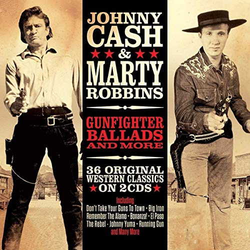 Gunfighter Ballads & More   2cd de Not Now