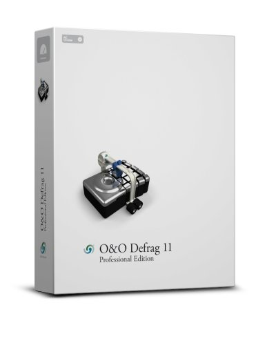 O&O Software Defrag 11 Professional Edition, Box, DE - Software de gerencia de sistema (Box, DE, 50 MB, 128 MB, Intel Pentium III, DEU) de O&O Software