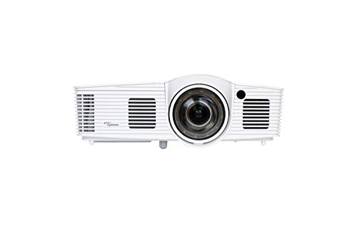 "Optoma EH200ST video - Proyector (3000 lúmenes ANSI, DLP, 1080p (1920x1080), 16:10, 1150,6-7620 mm (45.3-300""), 0,5-3,35 m) de OPTOMA TECHNOLOGY"