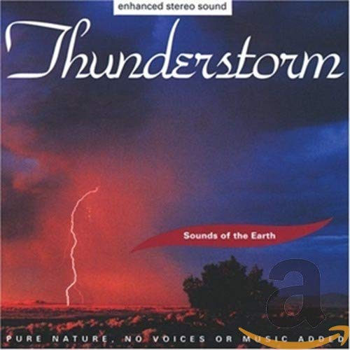 Thunderstorm (CD) de OREADE