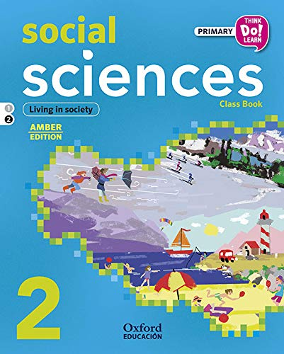 Social Science. Primary 2. Student's Book. Amber - Module 2 (Think Do Learn) - 9788467394498 de OUP España