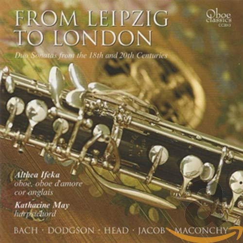 From Leipzig to London de Oboe Classics