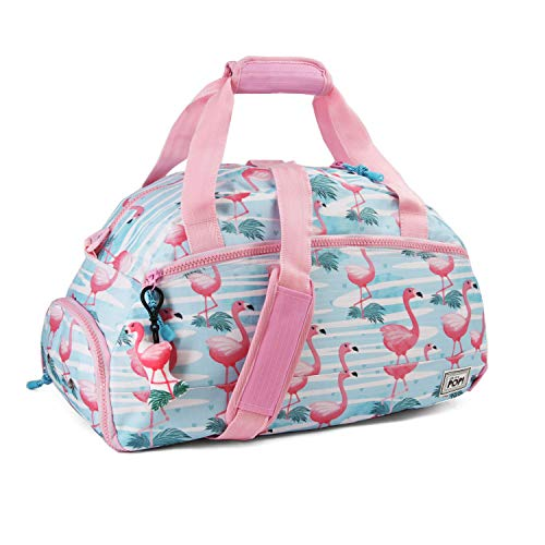 Oh My Pop! KM-38155 2018 Bolsa de deporte infantil, 51 cm, Multicolor de Oh My Pop!