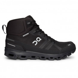 On - Cloudrock Waterproof - Botas de trekking size 11,5, negro de On