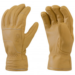 Outdoor Research - Aksel Work Gloves - Guantes size M, beige/naranja de Outdoor Research