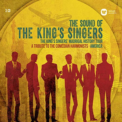 The Sound of The King's Singers de WARNER CLASSICS,VARI