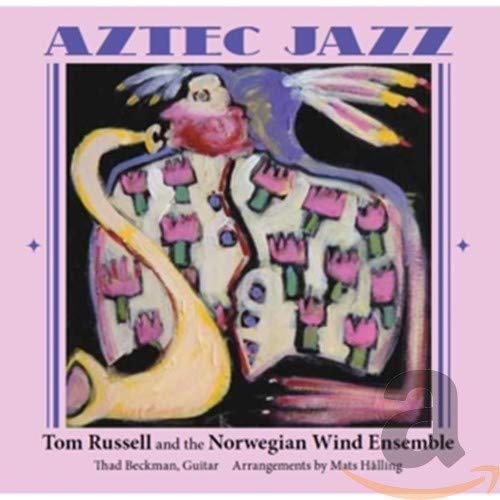 Aztec Jazz (With The Norwegian Wind Ensemble) de PROPER