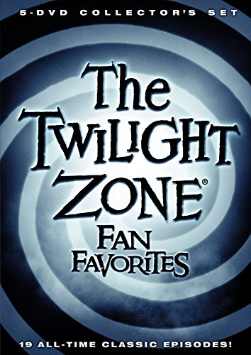 Twilight Zone: Fan Favorites (5 Dvd) [Edizione: Stati Uniti] [Italia] de Paramount