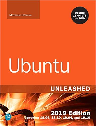 Ubuntu Unleashed 2019 Edition: Covering 18.04, 18.10, 19.04 de SAMS