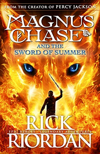 The Sword Of Summer. Magnus Chase And The Gods Of de Penguin Books