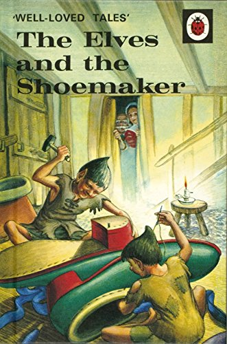 Well-Loved Tales. The Elves And The Shoemaker de Penguin Books