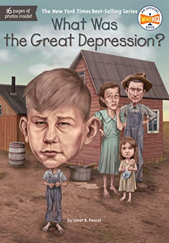 What Was The Great Depression? de Penguin Usa