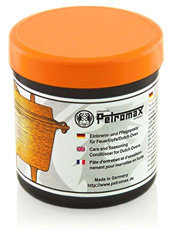 Petromax CARE AND SEASONING CONDITIONER FOR DUTCH OVENS de Petromax