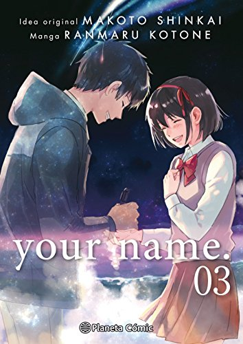your name. nº 03/03 (Manga: Biblioteca Makoto Shinkai) de Planeta Cómic