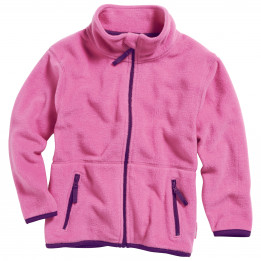 Playshoes - Kid`s Fleece-Jacke - Forro polar size 86, fucsia de Playshoes