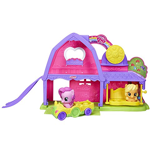 Playskool - Playset Establo Divertido (Hasbro B4623EU4) de Playskool
