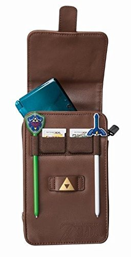 Power A - Legend Of Zelda Starter Kit (Nintendo 3Ds) de Power A