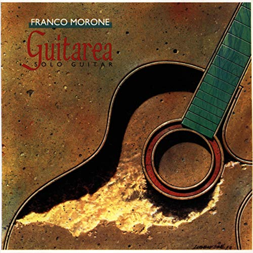Guitarea Solo Guitar de Acoustic Music Records