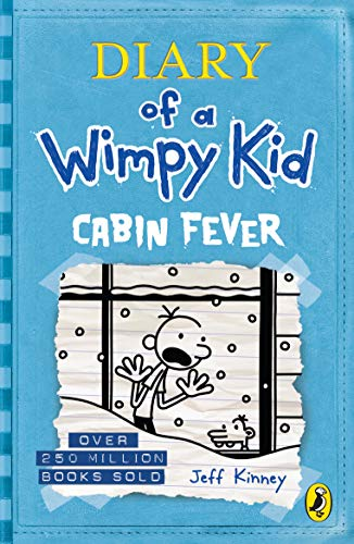 Cabin Fever (Diary of a Wimpy Kid book 6) de Puffin