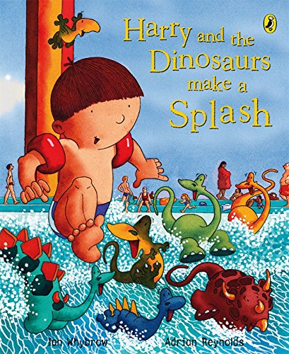 Harry and the Dinosaurs Make a Splash de Puffin