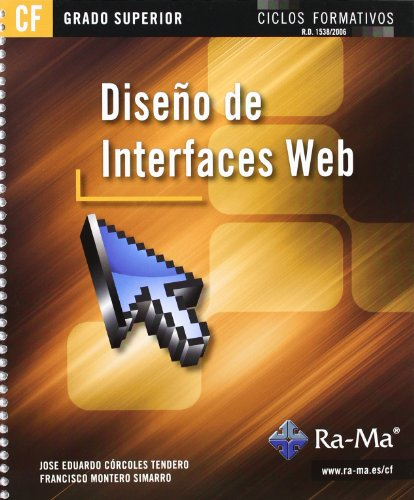 Diseño de interfaces web (GRADO SUPERIOR) de -99999
