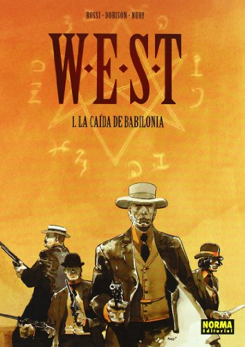 WEST 1  LA CAIDA DE BABILONIA (CÓMIC EUROPEO) de -99999