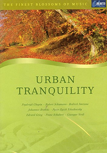 Various Artists - The Finest Blossoms Of Music: Urban Tranquility [Reino Unido] [DVD] de Quantum Leap