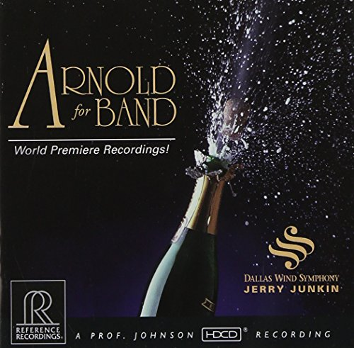 Arnold for Band de REFERENCE RECORDINGS