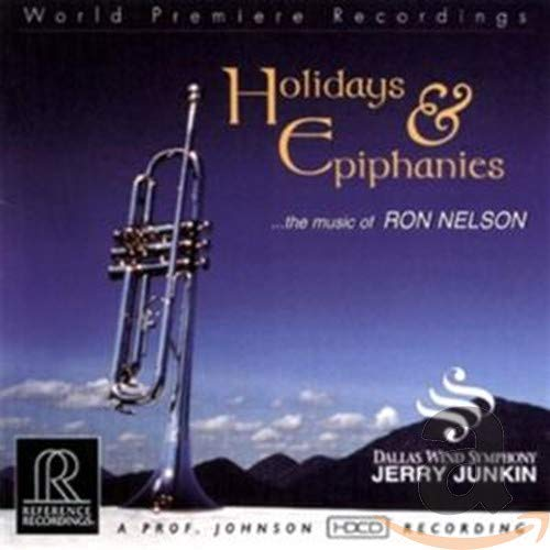 Nelson: Holidays and Epiphanies de REFERENCE RECORDINGS