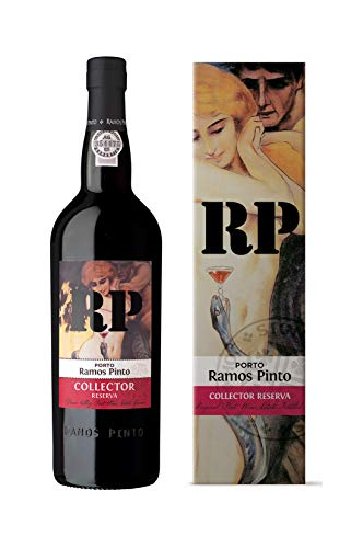 Ramos Pinto Collector Reserva Ruby Port - Portuguese Wine