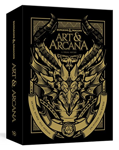 Dungeons and Dragons Art and Arcana: A Visual History (Special Edition, Boxed Book and Ephemera Set) (Dungeons & Dragons) de Random House LCC US