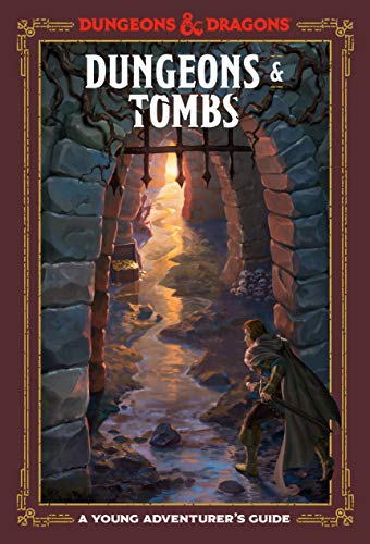Dungeons And Tombs: A Young Adventurer's Guide (Dungeons and Dragons Young Adve) de Random House LCC US