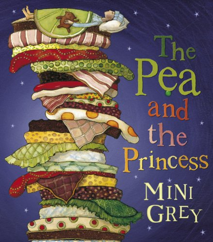 The Pea And The Princess de Red Fox