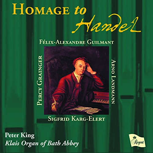 Hommage to Handel de Regent Records