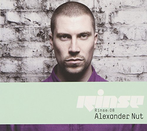 Rinse 08 - Mixed By Alexander Nut de Rinse
